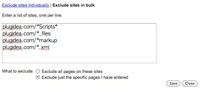 Google Custom Search | Tutorials - Beyond iWeb